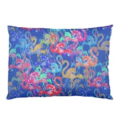Flamingo pattern Pillow Case (Two Sides)