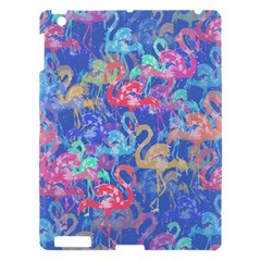 Flamingo pattern Apple iPad 3/4 Hardshell Case