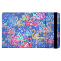 Flamingo pattern Apple iPad 2 Flip Case