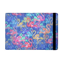 Flamingo pattern Apple iPad Mini Flip Case