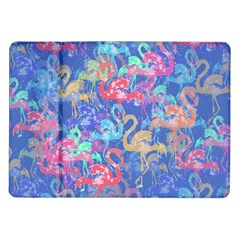 Flamingo pattern Samsung Galaxy Tab 10.1  P7500 Flip Case