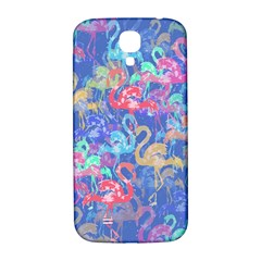 Flamingo pattern Samsung Galaxy S4 I9500/I9505  Hardshell Back Case