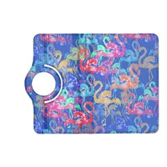 Flamingo pattern Kindle Fire HD (2013) Flip 360 Case