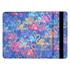 Flamingo pattern Samsung Galaxy Tab Pro 12.2  Flip Case