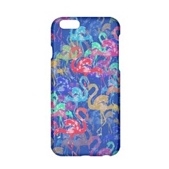 Flamingo pattern Apple iPhone 6/6S Hardshell Case