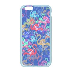 Flamingo pattern Apple Seamless iPhone 6/6S Case (Color)