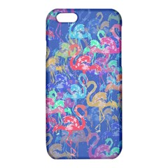 Flamingo pattern iPhone 6/6S TPU Case