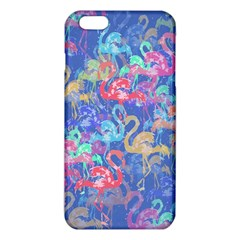 Flamingo pattern iPhone 6 Plus/6S Plus TPU Case