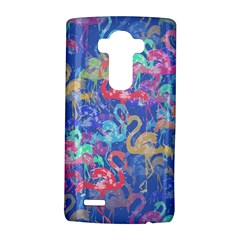 Flamingo pattern LG G4 Hardshell Case