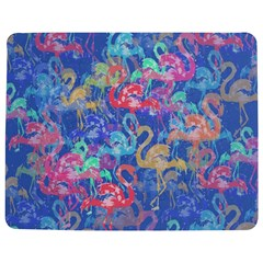 Flamingo pattern Jigsaw Puzzle Photo Stand (Rectangular)