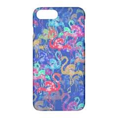 Flamingo pattern Apple iPhone 7 Plus Hardshell Case