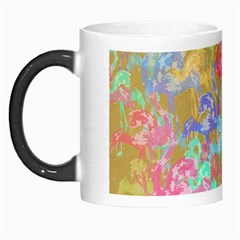 Flamingo pattern Morph Mugs