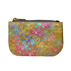 Flamingo pattern Mini Coin Purses