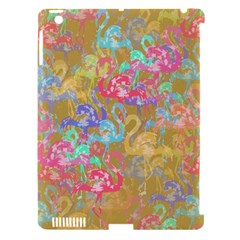 Flamingo pattern Apple iPad 3/4 Hardshell Case (Compatible with Smart Cover)