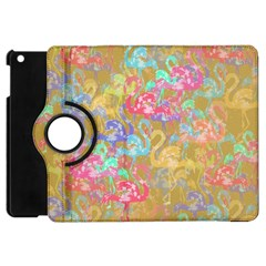 Flamingo pattern Apple iPad Mini Flip 360 Case