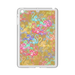 Flamingo pattern iPad Mini 2 Enamel Coated Cases