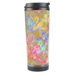 Flamingo pattern Travel Tumbler