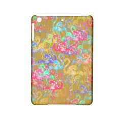 Flamingo pattern iPad Mini 2 Hardshell Cases