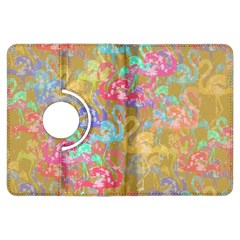 Flamingo pattern Kindle Fire HDX Flip 360 Case