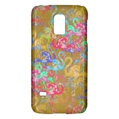 Flamingo pattern Galaxy S5 Mini