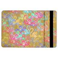 Flamingo pattern iPad Air 2 Flip