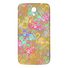 Flamingo pattern Samsung Galaxy Mega I9200 Hardshell Back Case