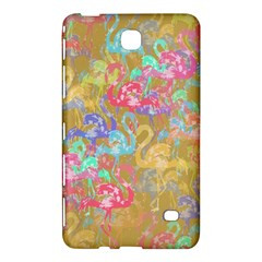 Flamingo pattern Samsung Galaxy Tab 4 (8 ) Hardshell Case