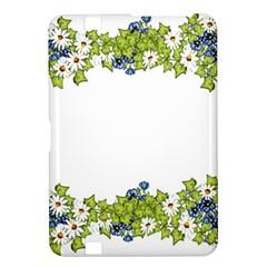 Birthday Card Flowers Daisies Ivy Kindle Fire Hd 8 9