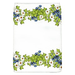 Birthday Card Flowers Daisies Ivy Flap Covers (l)