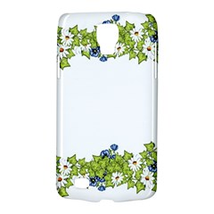 Birthday Card Flowers Daisies Ivy Galaxy S4 Active