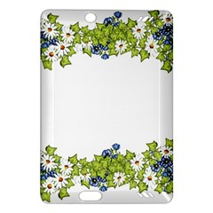 Birthday Card Flowers Daisies Ivy Amazon Kindle Fire Hd (2013) Hardshell Case