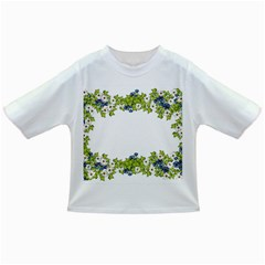 Birthday Card Flowers Daisies Ivy Infant/toddler T Shirts