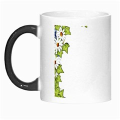Birthday Card Flowers Daisies Ivy Morph Mugs