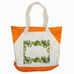 Birthday Card Flowers Daisies Ivy Accent Tote Bag