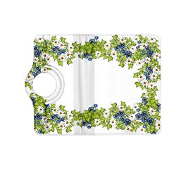 Birthday Card Flowers Daisies Ivy Kindle Fire Hd (2013) Flip 360 Case