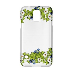 Birthday Card Flowers Daisies Ivy Samsung Galaxy S5 Hardshell Case