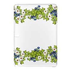 Birthday Card Flowers Daisies Ivy Samsung Galaxy Tab Pro 10.1 Hardshell Case