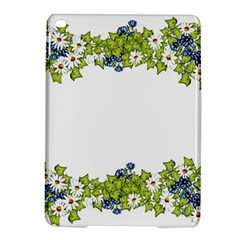 Birthday Card Flowers Daisies Ivy Ipad Air 2 Hardshell Cases