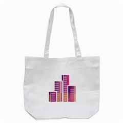 Building Tote Bag (White)
