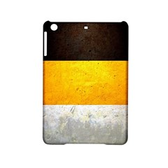 Wooden Board Yellow White Black iPad Mini 2 Hardshell Cases