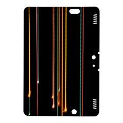 Fallen Christmas Lights And Light Trails Kindle Fire HDX 8.9  Hardshell Case