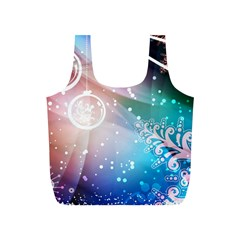 Christmas Full Print Recycle Bags (S)