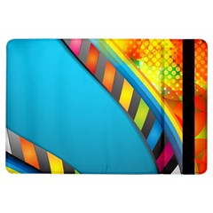 Color Dream Polka iPad Air Flip