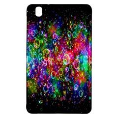 Colorful Bubble Shining Soap Rainbow Samsung Galaxy Tab Pro 8.4 Hardshell Case