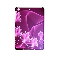 Lotus Sunflower Sakura Flower Floral Pink Purple Polka Leaf Polkadot Waves Wave Chevron iPad Mini 2 Hardshell Cases