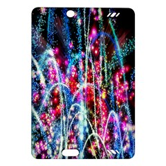 Fireworks Rainbow Amazon Kindle Fire HD (2013) Hardshell Case