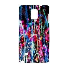 Fireworks Rainbow Samsung Galaxy Note 4 Hardshell Case