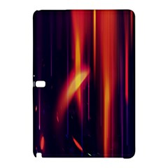 Perfection Graphic Colorful Lines Samsung Galaxy Tab Pro 12.2 Hardshell Case