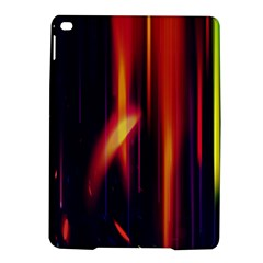 Perfection Graphic Colorful Lines iPad Air 2 Hardshell Cases