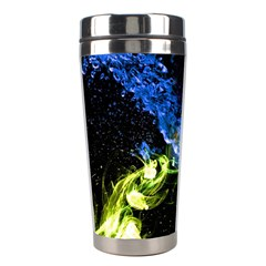 Perfect Amoled Screens Fire Water Leaf Sun Stainless Steel Travel Tumblers